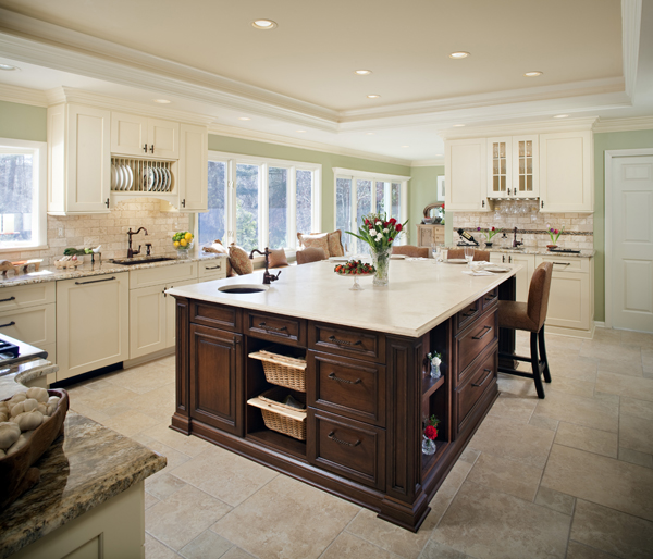 Biltmore Forest kitchen remodel